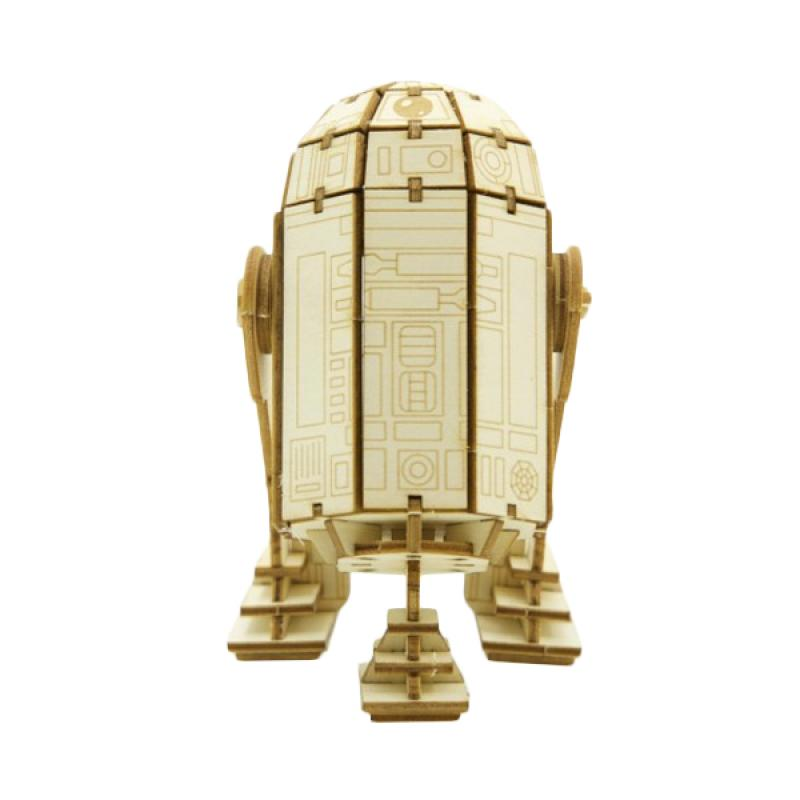 Rekomendasi Seller - Kigumi Incredibuilds R2D2 Star Wars 3D Puzzle