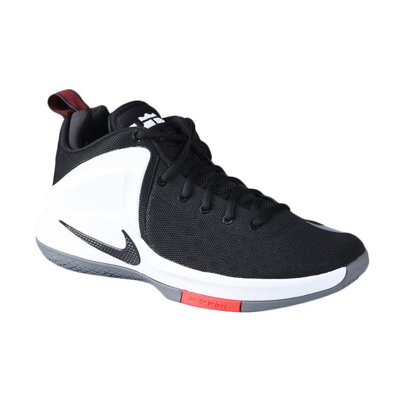 Jual nike zoom witness 852439 003 black sepatu basket cek harga di ... ebb2df4658
