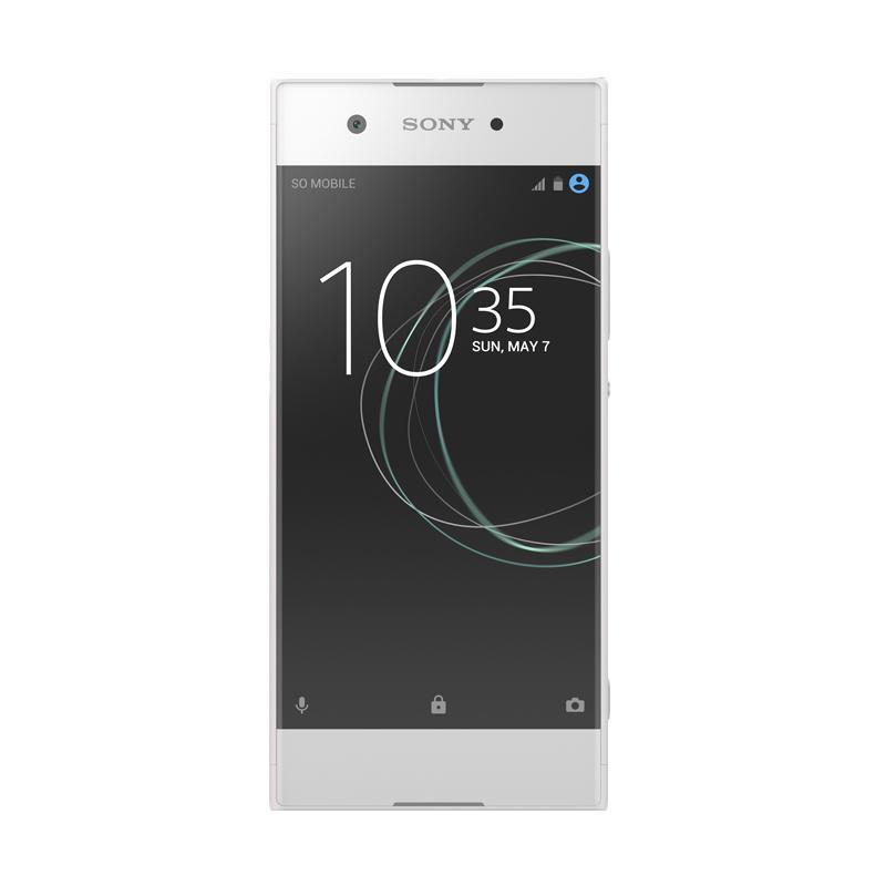 SONY Xperia XA1 Smartphone - White [32 GB/ 3 GB]