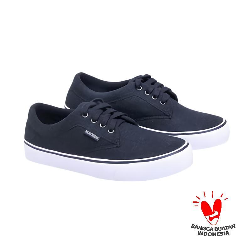 Spiccato SP 530.04 Sepatu Casual Pria - Black