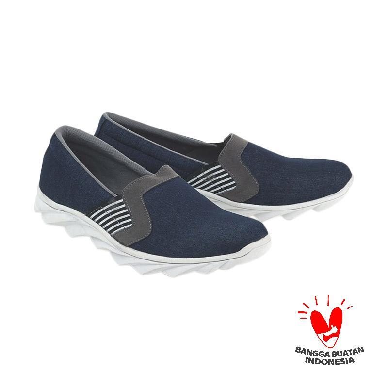 Blackkelly LDE 179 Slip On Sepatu Pria