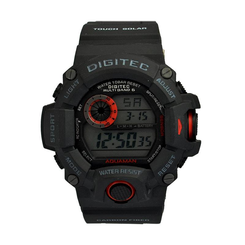 Digitec DG2064BRE Sport Jam Tangan Pria - Black