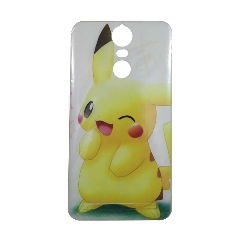 FDT TPU Pokemon 009 Casing for Lenovo K5 Note