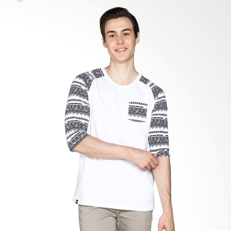 Greenlight 215121612 Men Tshirt - White