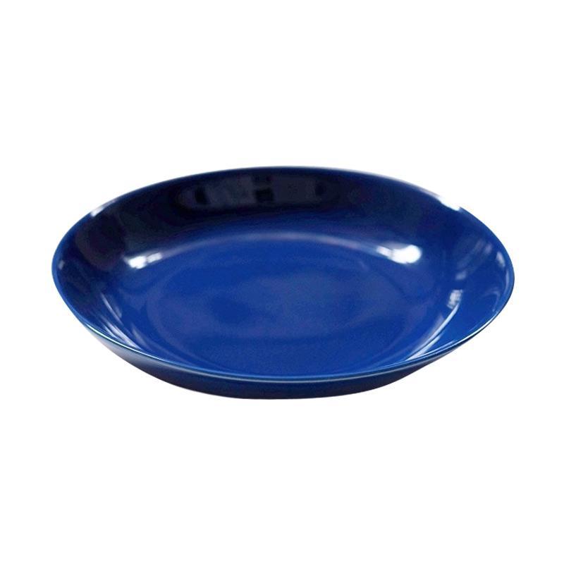 Home & Deco Round Bowl Mangkuk - Biru Tua