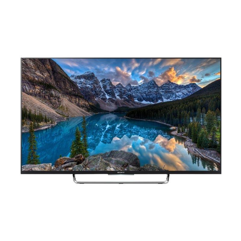 SONY KDL-55W800C TV LED - Hitam [55 Inch]