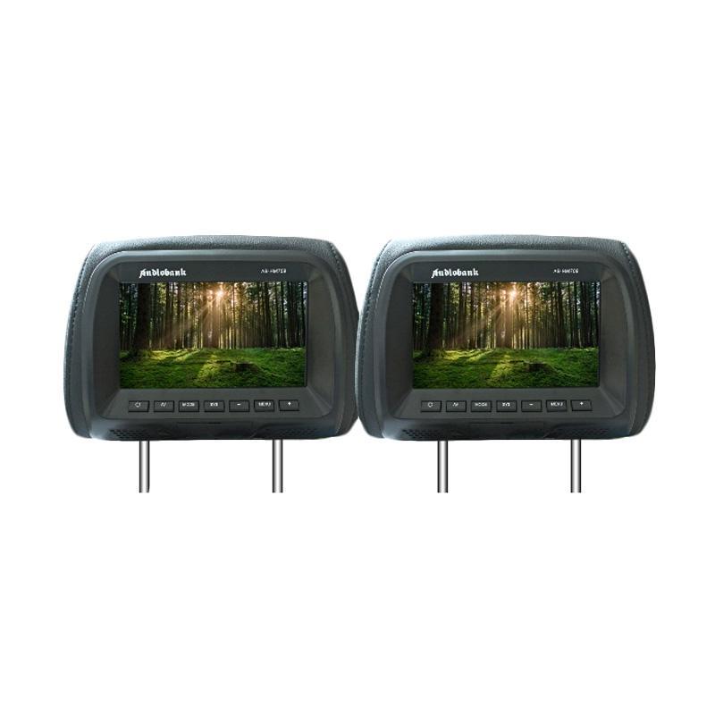 harga Audiobank AB-HM709 Headrest Monitor - Black Blibli.com