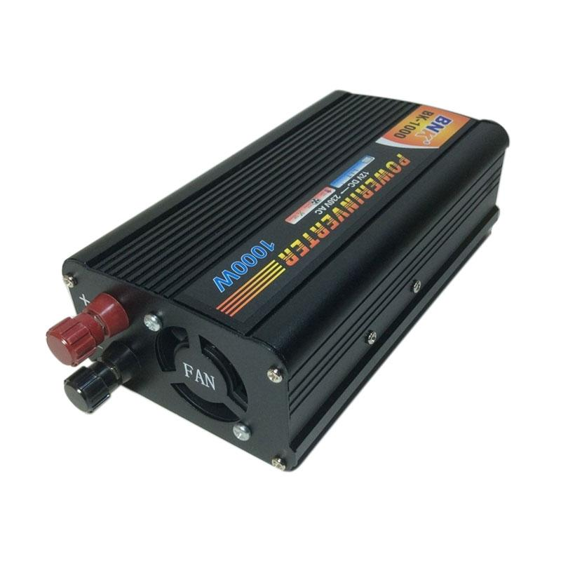 harga OTOmobil BNK BK100 Inverter - Hitam [1000 W] Blibli.com