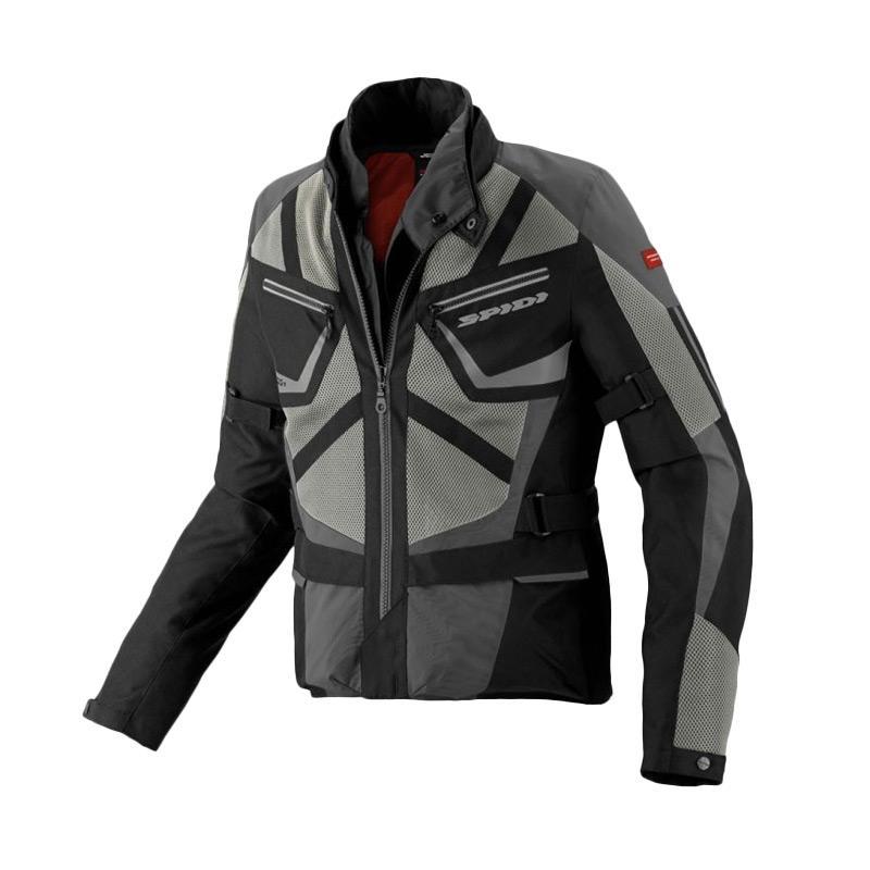 Spidi Ventamax H2OUT Jaket Motor - Grey