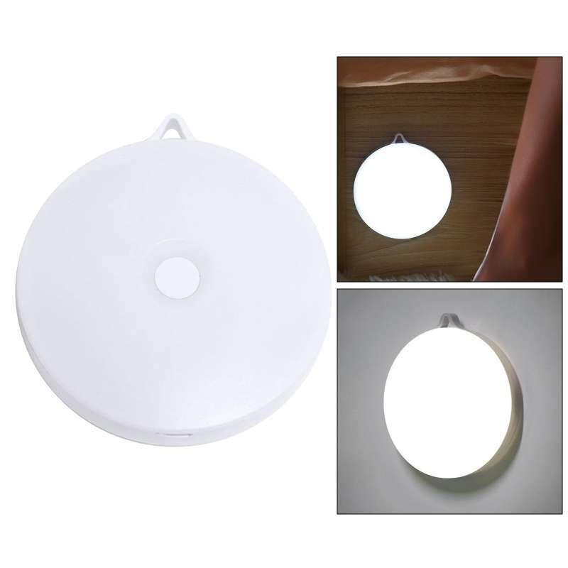 Jual Led Motion Sensor Light Usb Rechargeable Portable Toliet Night Light Magnetic Stick Hanging Wall Lamp For Bedroom Kitchen Bathroom Kids Room Online Januari 2021 Blibli