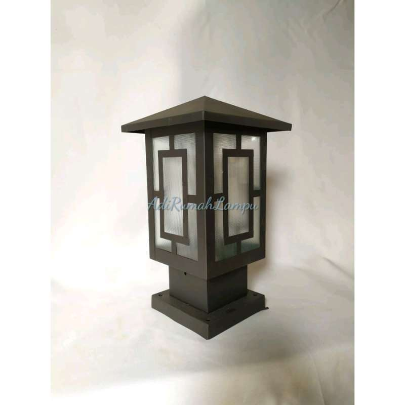 Jual Lampu Taman Dinding Pagar Size S 6 Online Maret 2021 Blibli