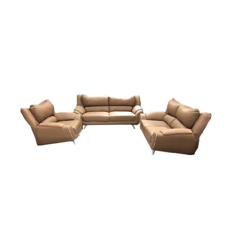 Best Furniture 321 Best Wellington's Malkist Set Sofa - Brown Sugar