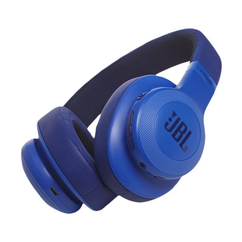 JBL E55BT Headphone - Blue