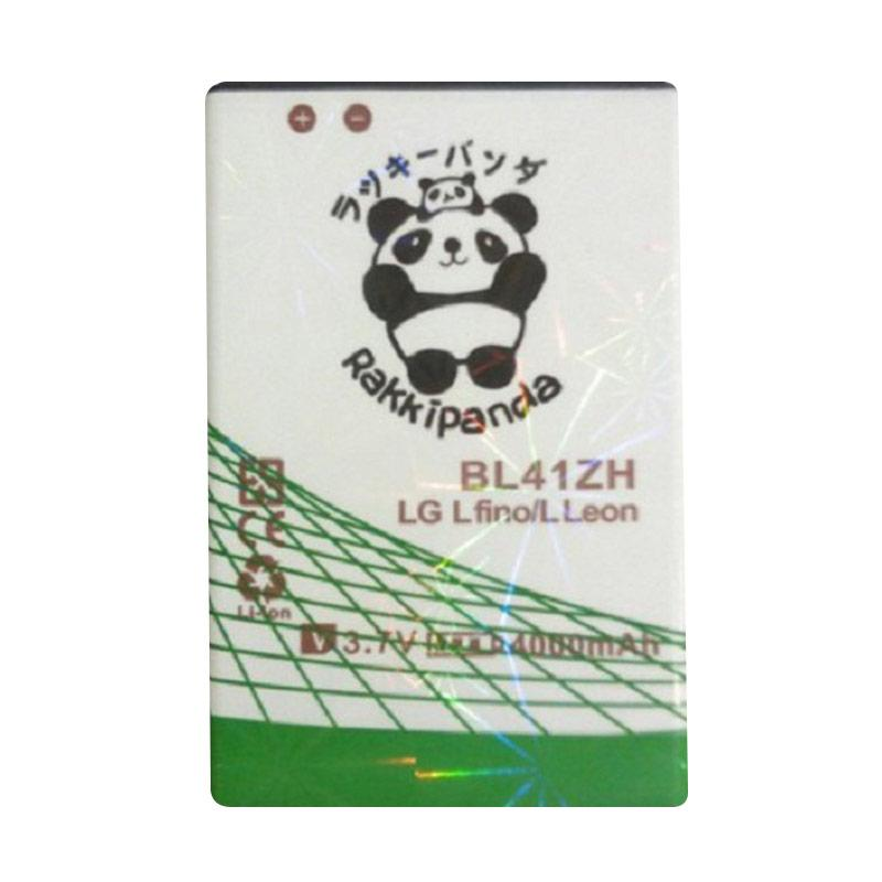 RAKKIPANDA BL41ZH Double Power IC Battery for LG L-Leon H234 or L50