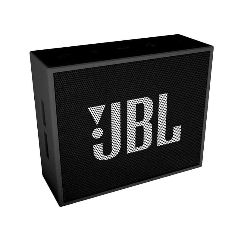 JBL GO Speaker - Hitam