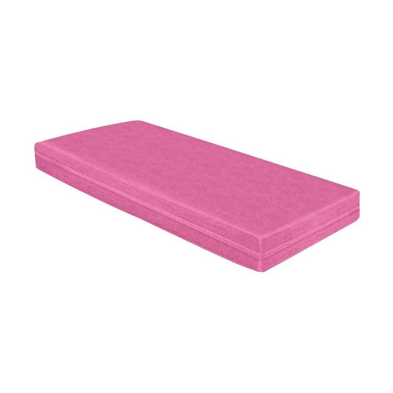 Monalisa Sarung Kasur Jaquard Emboss Pink T 15