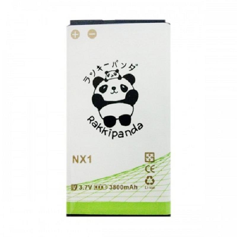 RAKKIPANDA NX-1 Double Power IC Battery for Blackberry Q10