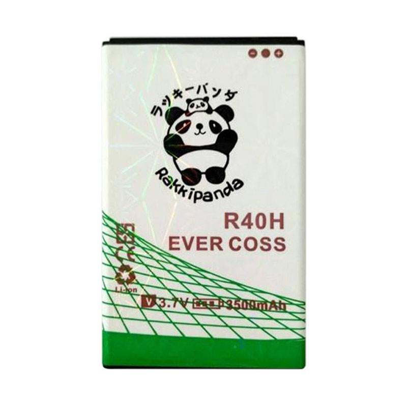 RAKKIPANDA Double Power IC Baterai for Evercoss Jump T Selfie (R40H)