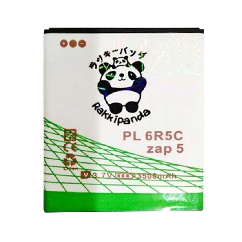 RAKKIPANDA Double Power IC Battery for Polytron Zap 5 PL6R5C