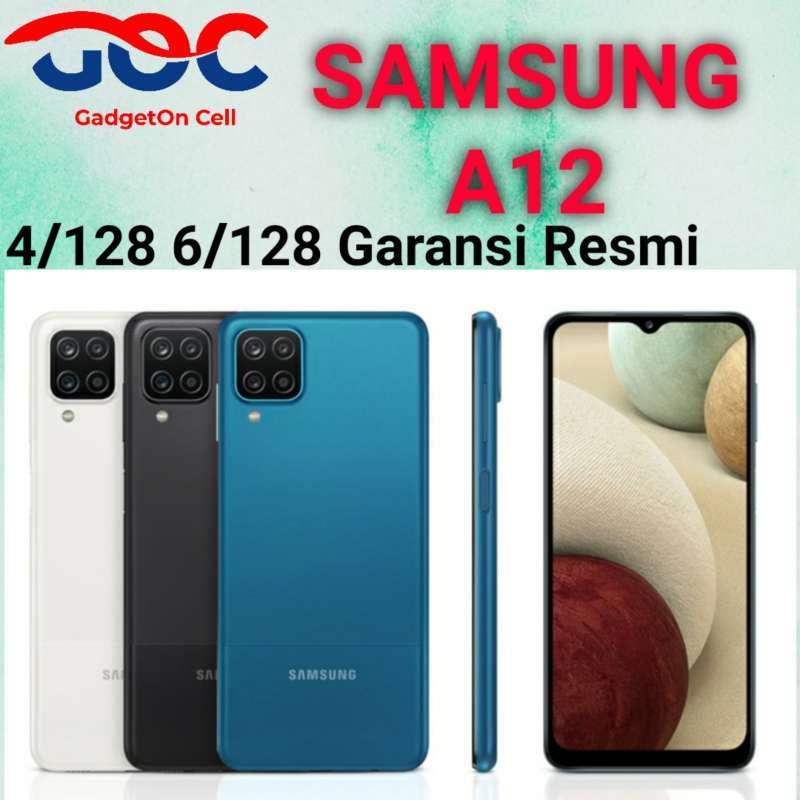 Jual Samsung A12 Ram 6 128gb Garansi Resmi 1th Online April 2021 Blibli