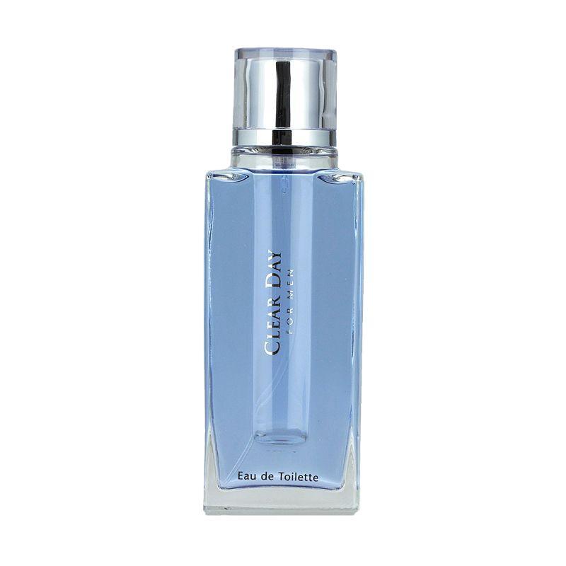 Etienne Aigner Clear Day EDT Parfum Pria [100 mL] Ori Tester Non Box