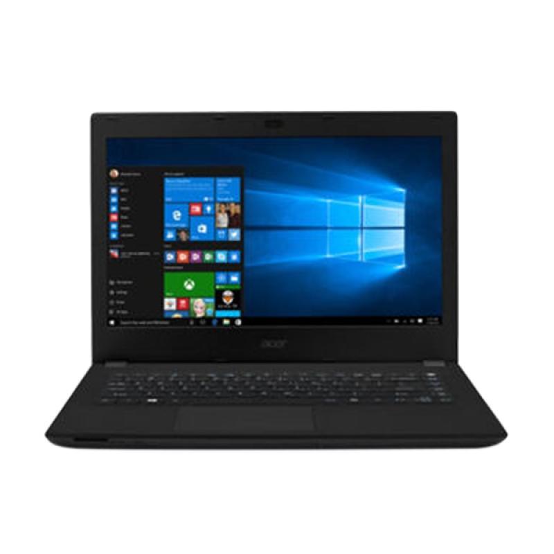 Acer TravelMate P248 Notebook [14.0 Inch/ PC Intel Core i3-6100U/ 2GB RAM/ 500 GB HDD/ DOS]