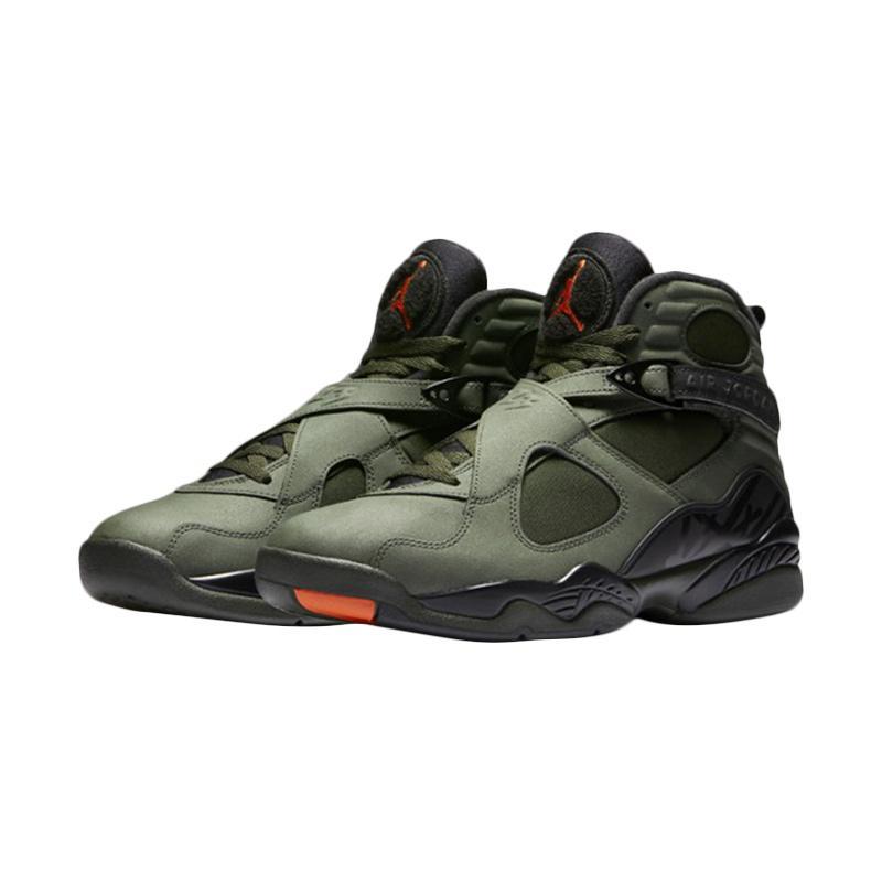 Nike Air Jordan 8 Retro Sepatu Basket (305381-305)