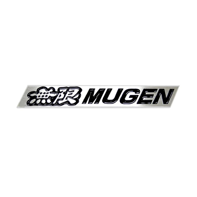 SIV EMB-MG13 BL Universal Mugen Emblem - Black