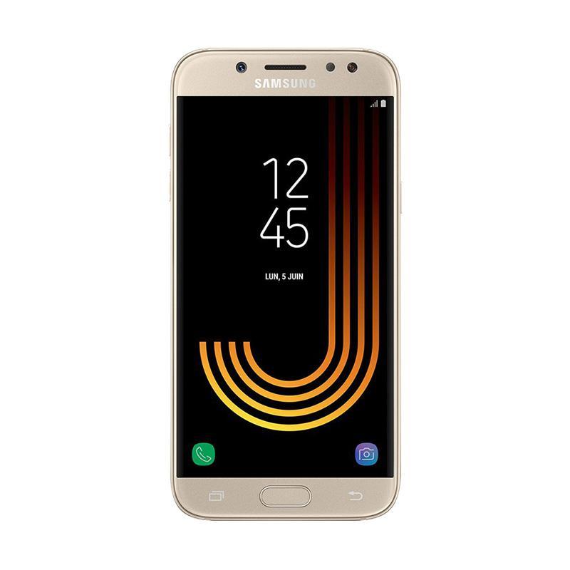 Samsung Galaxy J5 Pro 2017 SM-J530 Smartphone - Gold [32 GB/ 3 GB]