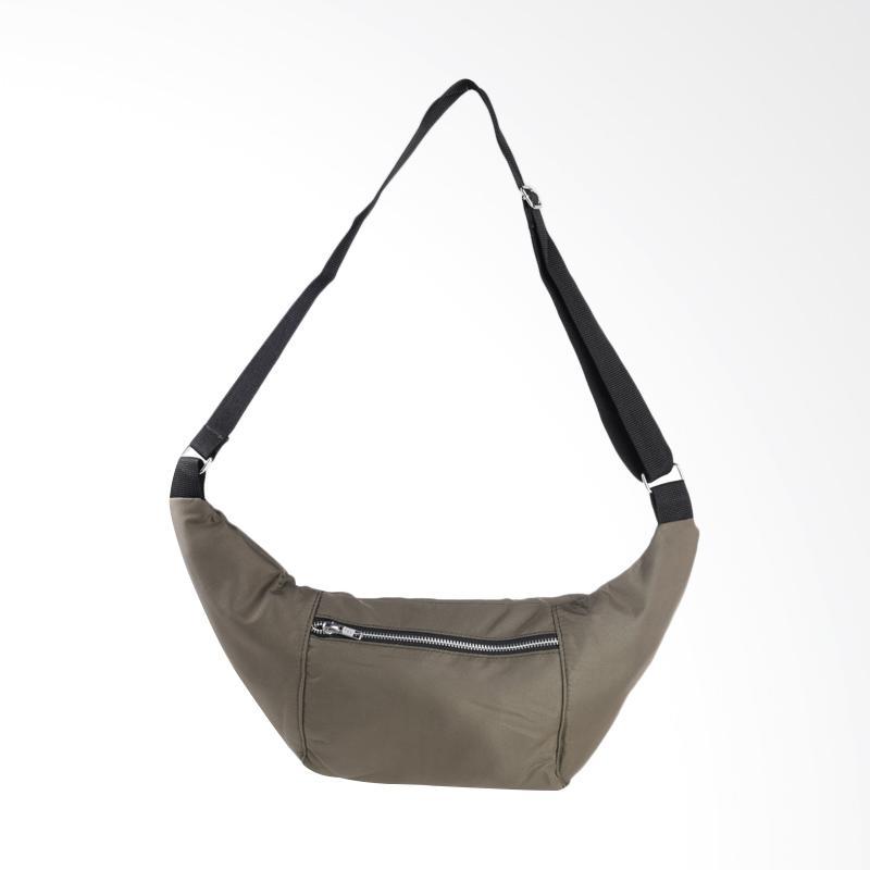 Hanan Project Sling Bag - Olive