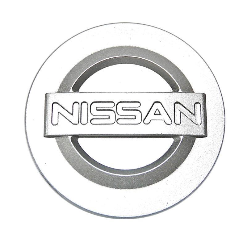 SIV DOP-05002 Logo Nissan Dop Velg Mobil