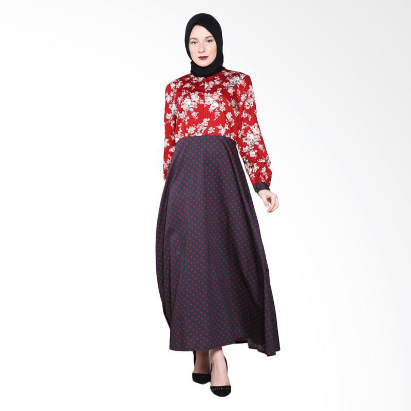 Rauza Rauza Flo Dress - Cherry Red