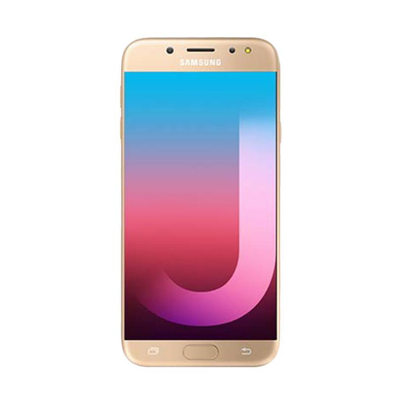 Samsung Galaxy J7 Pro Smartphone - Emas [32GB/ 3GB]