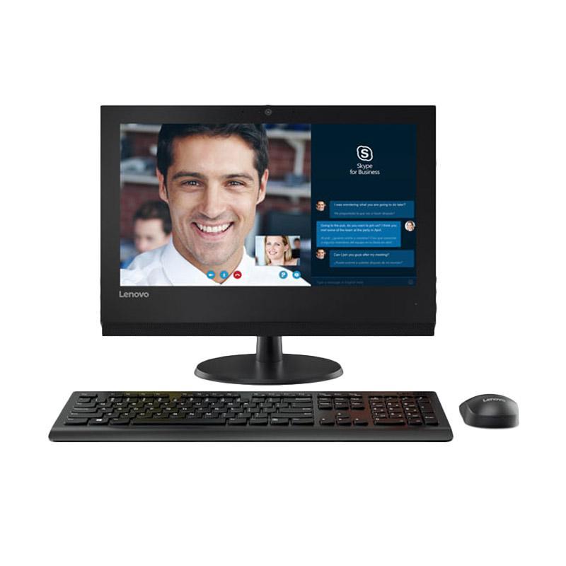 Lenovo AIO V310z-2EIA Desktop PC - Black [i5-7400/ 19.5 Inch/ 4GB/ 1TB/ Dos]