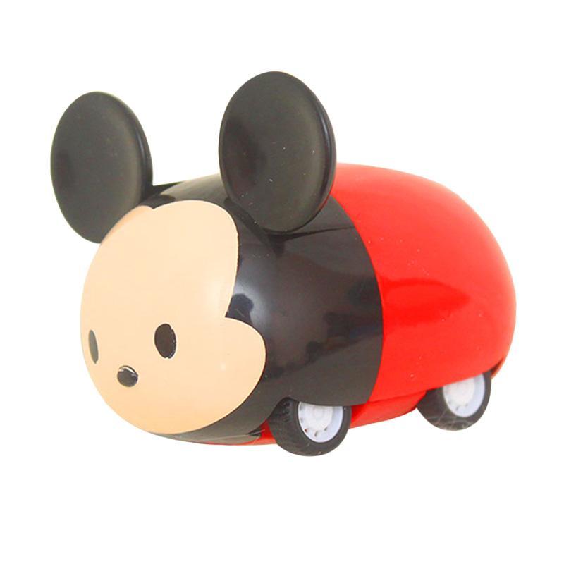 Istana kado IKO00805 Karakter Tsum Tsum Cute Car Minnie Mainan Mobil Diecast