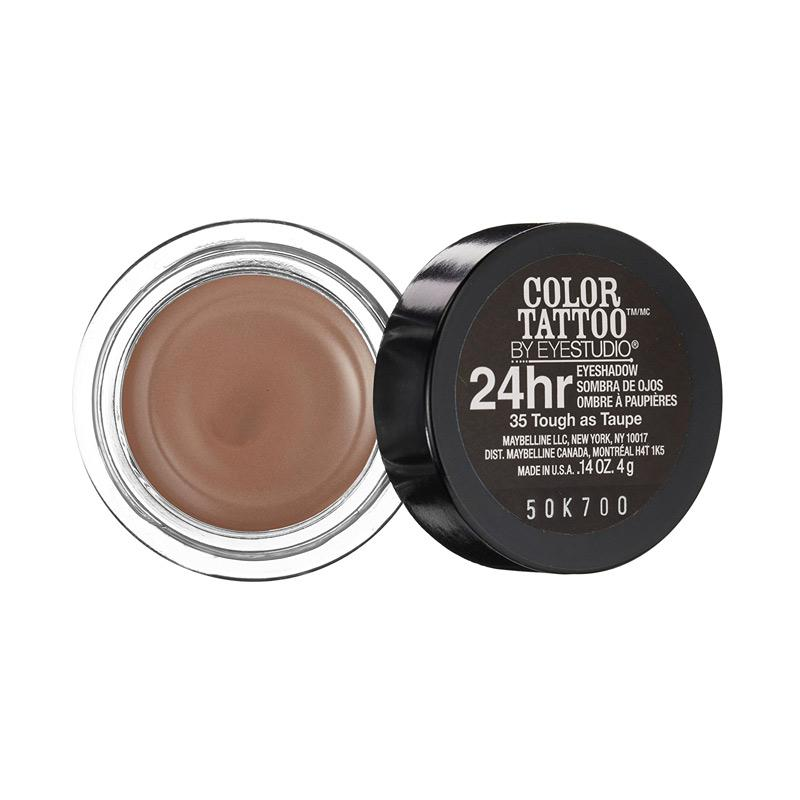Maybelline 24 Hour Eyeshadow - Tough as Taupe