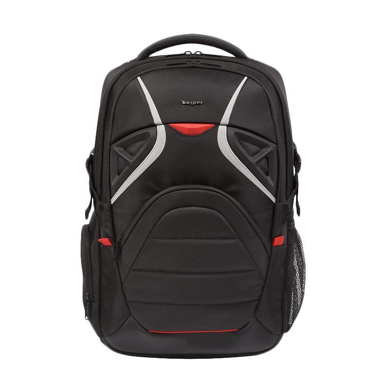 Targus TSB900AP-70 Strike Backpack Tas Laptop - Black [17.3 Inch]