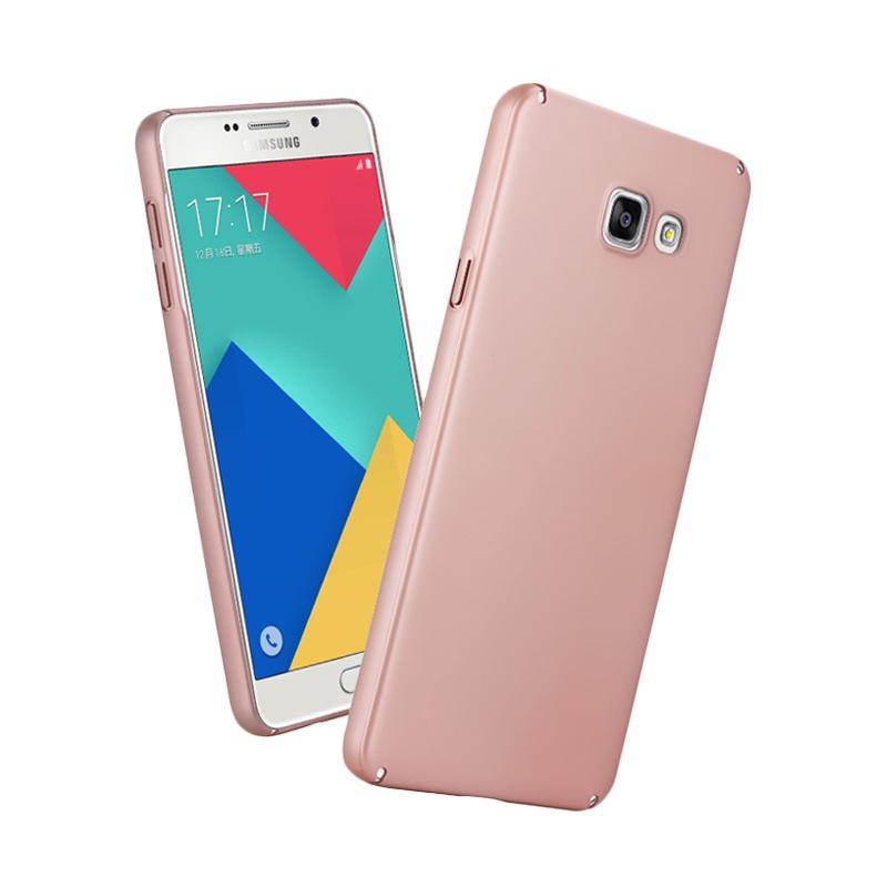Jual WEIKA Baby Skin Ultra Thin Hardcase Casing for Samsung Galaxy A5 2016 - Rose Gold Terbaru - Harga Promo Juni 2019 | Blibli.com