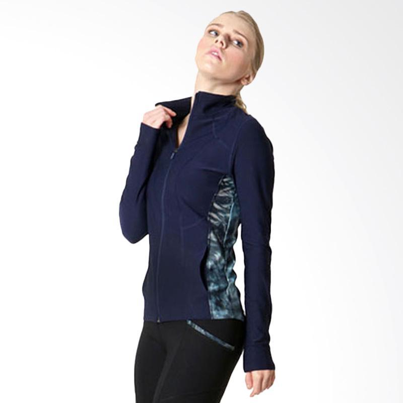 Zenana Outfit Stretch Fabric Print Paneled Women's Jacket ZN2002