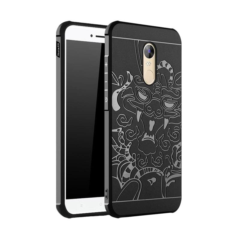 Cocose Ani Shock Motif Dragon Casing for Xiaomi Redmi Note 4X