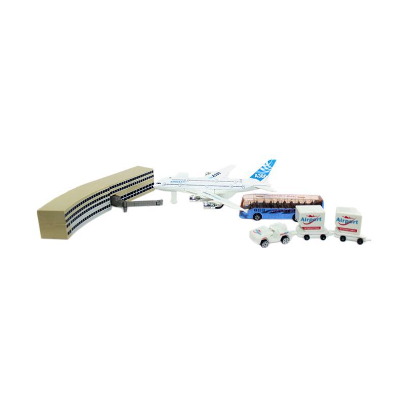 Enandem Mainan Pesawat Bandara