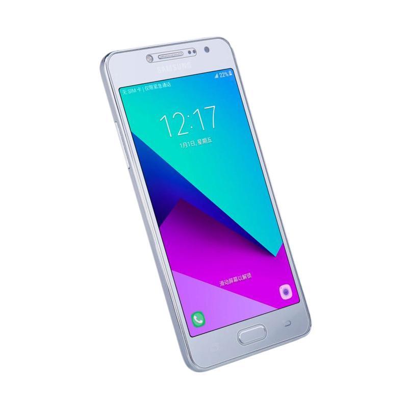 Samsung Galaxy J2 Prime Smartphone - Silver [8GB/1.5GB]