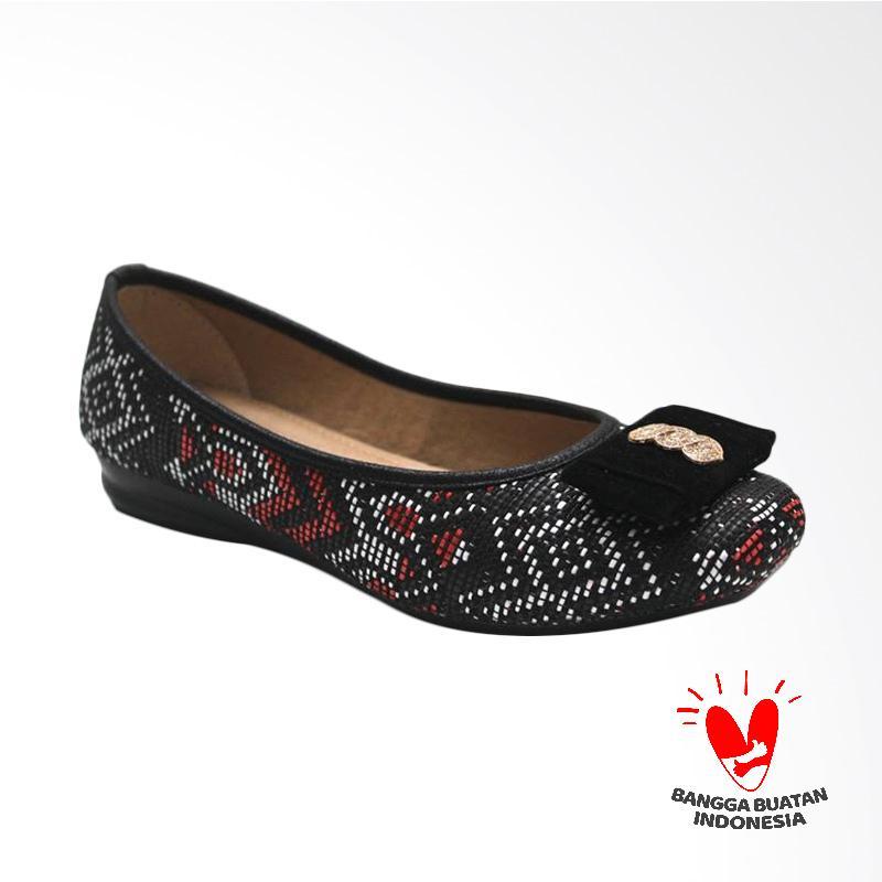 GRUTTY GR 82065 Sepatu Flat Wanita - Kombinasi