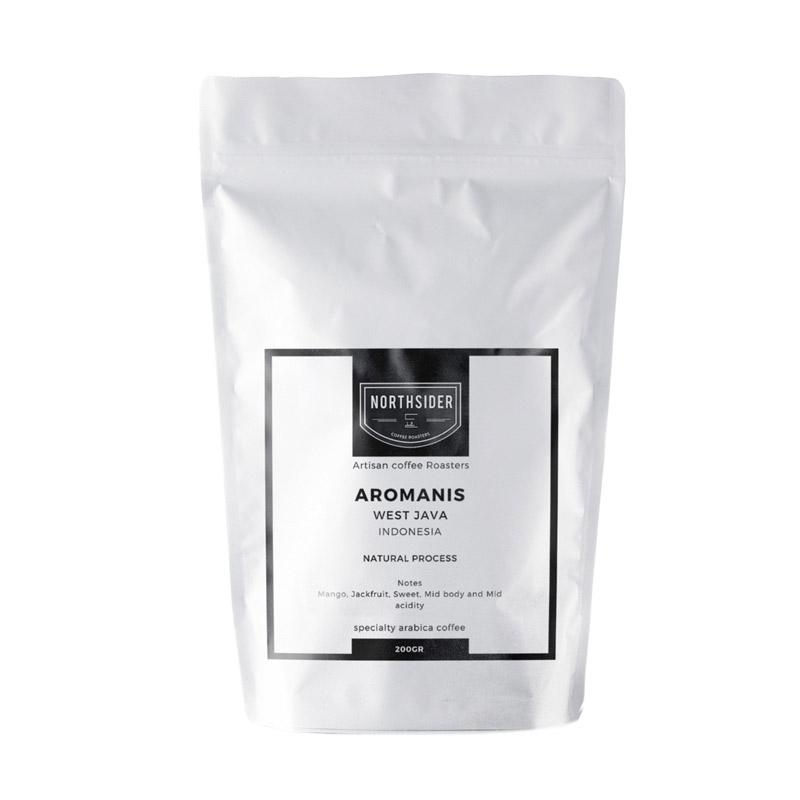 Northsider Aromanis Natural Jawa Barat Specialty Arabica Coffee
