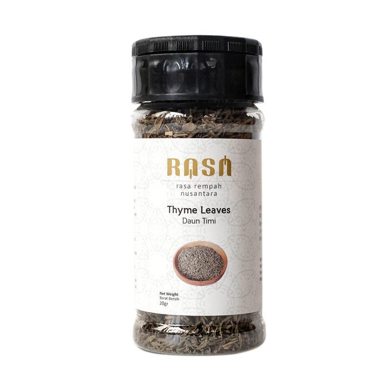 RASA Thyme Leaves Daun Timi Bumbu Masak [20 g]
