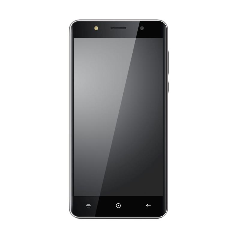 Haier Leisure L7 Smartphone - Black [32GB /3GB]