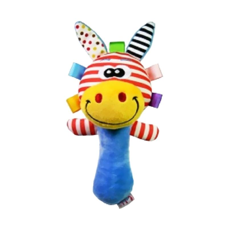 Chloebaby Shop Giraffe Girl S281 Rattle Stick Mainan Anak