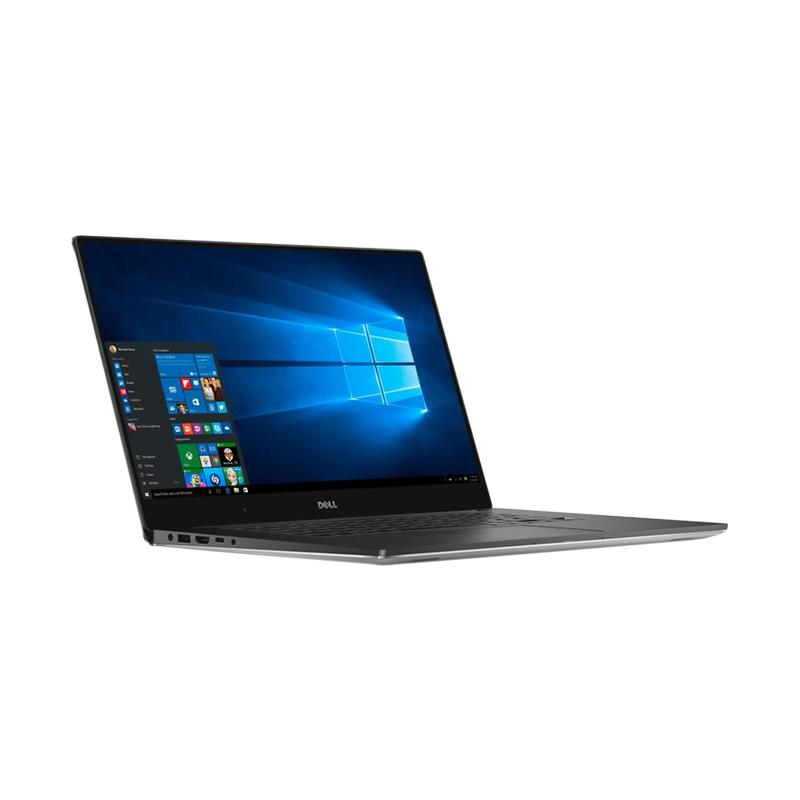 DELL XPS 15 9560 Ultrabook - Silver [Ci7-7700HQ/ 8GB/ 256GB/ nVidia 4GB/ Windows 10]
