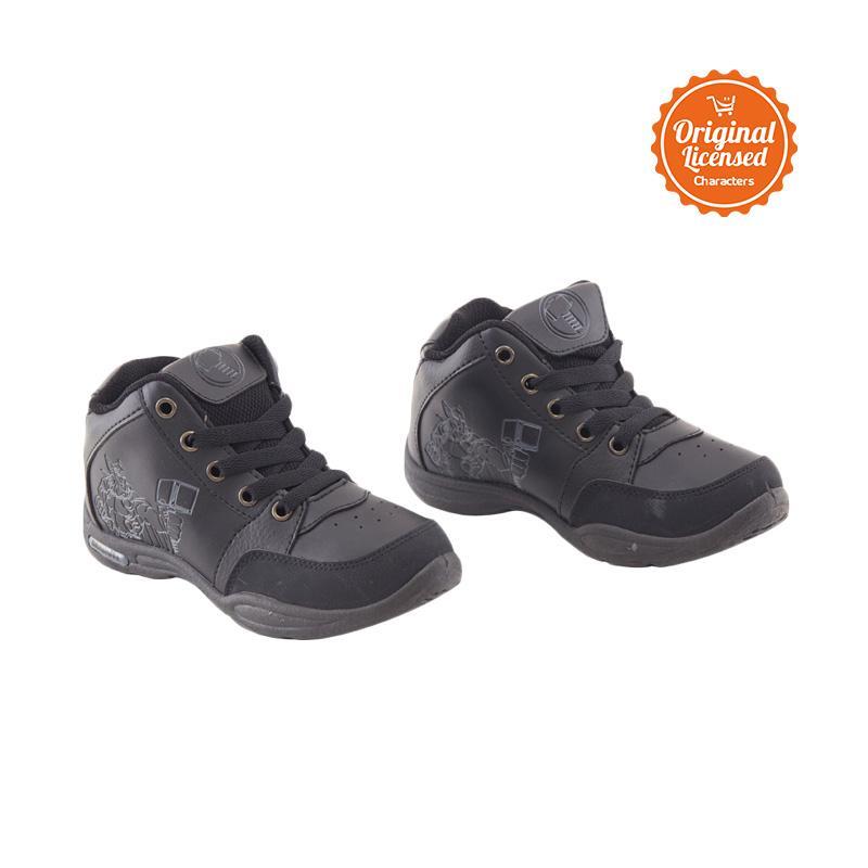 harga Marvel The Avengers Shoes Back To School Thor Sepatu Anak Laki-laki - Black Blibli.com