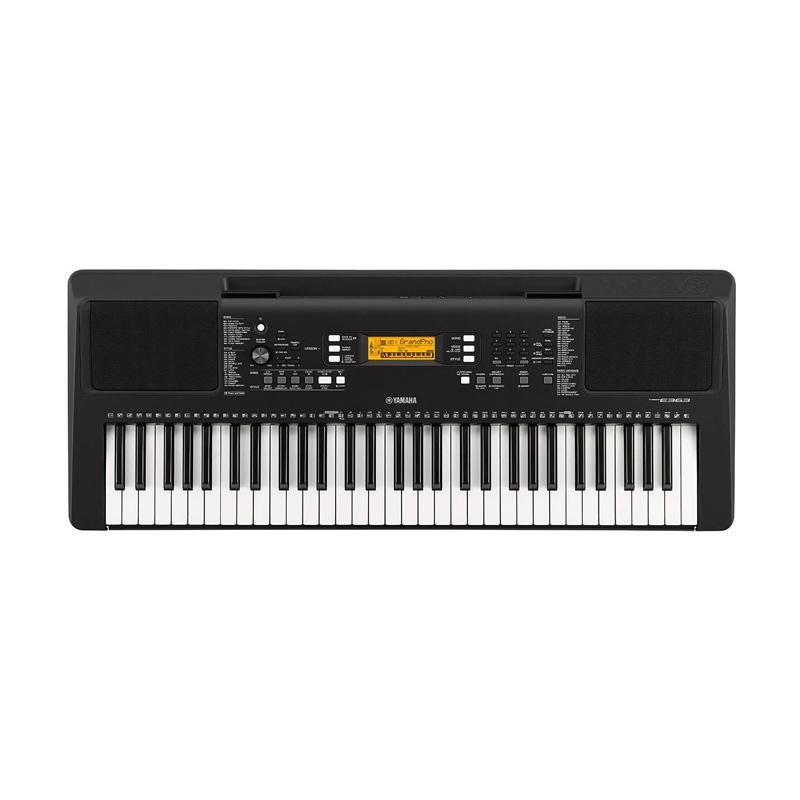 Yamaha PSR E363 Keyboard - Hitam